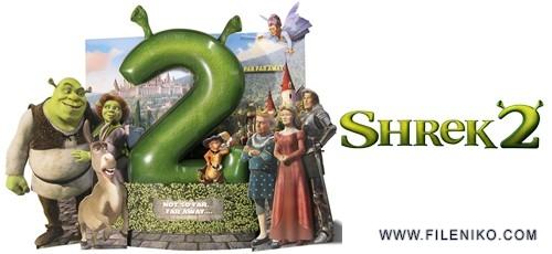دانلود انیمیشن Shrek 2 شرک 2 دوبله فارسی + زبان اصلی