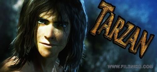 دانلود انیمیشن Tarzan تارزان دوبله فارسی +دو زبانه
