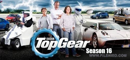 دانلود Top Gear Season 16  فصل 16 مستند تخت گاز