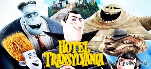 دانلود انیمیشن Hotel Transylvania هتل ترنسیلوانیا دوبله فارسی +دو زبانه