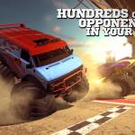 دانلود MMX Racing 1.16.9312 بازی رالی کامیون اندروید به همراه دیتا و تریلر بازی اندروید مسابقه ای موبایل