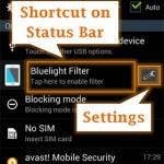 دانلود Bluelight Filter for Eye Care 2.5.8  برنامه کاهش خستگی چشم اندروید موبایل نرم افزار اندروید