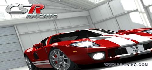 دانلود بازی CSR Racing 3.3.0 – مسابقات اتومبیلرانی بی نظیر اندروید + دیتا