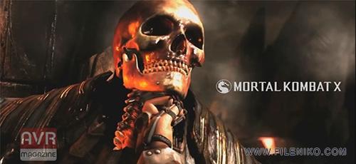 دانلود Mortal Kombat X 1.10.0 دانلود بازی فوق العاده مورتال کامبت ایکس + مود + دیتا