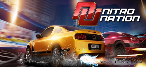دانلود Nitro Nation Racing 5.0 بازی مهیج ماشین سواری اندروید به همراه دیتا