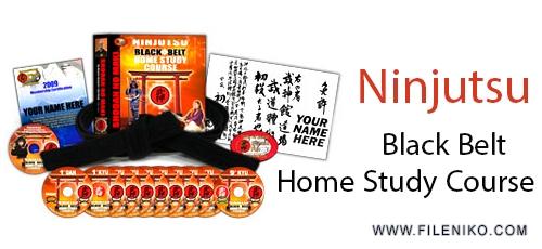Ninjutsu-Black-Belt-Home-Study-Course