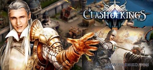 دانلود Clash of Kings 2.35.0  بازی آنلاین نبرد پادشاهان اندروید