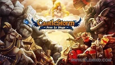 دانلود CastleStorm – Free to Siege 1.72 بازی استراتژیک اندروید به همراه دیتا و نسخه مود شده