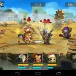 دانلود Gods Rush 1.1.32:: بازی استراتژیک هجوم خدایان برای اندروید بازی اندروید موبایل