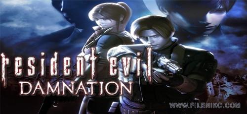 دانلود انیمیشن Resident Evil:Damnation اهریمن ساکن:نفرین شده دوبله فارسی دو زبانه