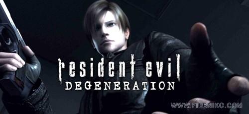 دانلود انیمیشن Resident Evil:Degeneration اهریمن ساکن:تباهی دوبله فارسی سه زبانه
