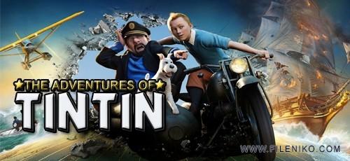 دانلود انیمیشن The Adventures of Tintin:The Secret of the Unicorn تنتن:راز اسب شاخدار دوبله فارسی
