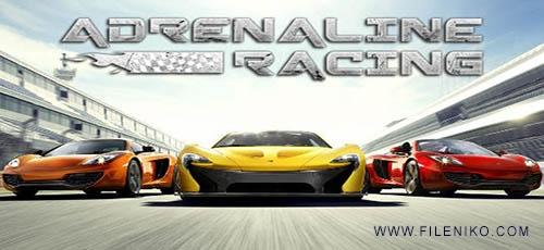 دانلودAdrenaline Racing:Hypercars 1.0.4 بازی مسابقه آدرنالین اندروید به همراه دیتا و تریلر