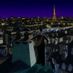 دانلود انیمیشن A cat in Paris گربه ای در پاریس دوبله فارسی+زبان اصلی انیمیشن مالتی مدیا
