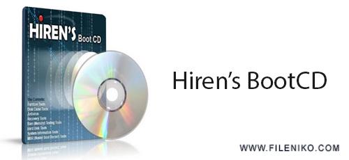 Hiren's-BootCD