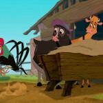 دانلود انیمیشن Home on the Range 2004 خانهای در مزرعه دوبله فارسی انیمیشن مالتی مدیا