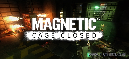 Magnetic-Cage-Closed