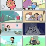دانلود مجموعه انیمیشن های مستربین Mr.Bean The Animated Series بخش اول انیمیشن مالتی مدیا مجموعه تلویزیونی