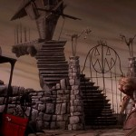 دانلود انیمیشن 1993 The Nightmare Before Christmas کابوس پیش از کریسمس دوبله فارسی انیمیشن مالتی مدیا