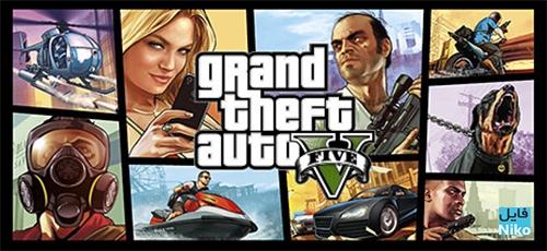 دانلود بازی Grand Theft Auto V برای PC