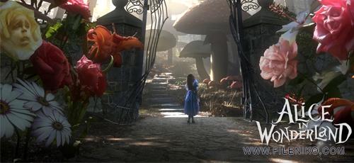 دانلود Alice in Wonderland آلیس در سرزمین عجایب دوبله فارسی