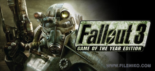 دانلود بازی Fallout 3 – Game of the Year Edition برای PC