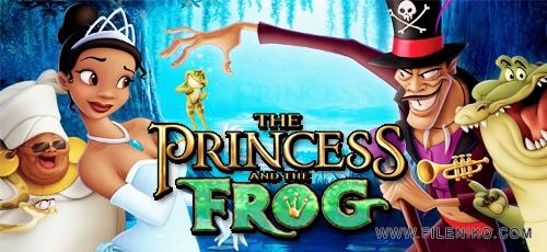 دانلود انیمیشن The Princess and the Frog شاهزاده خانم و قورباغه دوبله فارسی دوزبانه