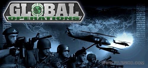 دانلود بازی Global Operation(عملیات جهانی) با دوبله فارسی برای PC