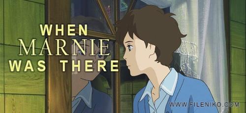 دانلود انیمیشن When Marnie Was There زبان اصلی با زیرنویس فارسی