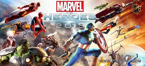 دانلود بازی Marvel Heroes 2015 برای PC