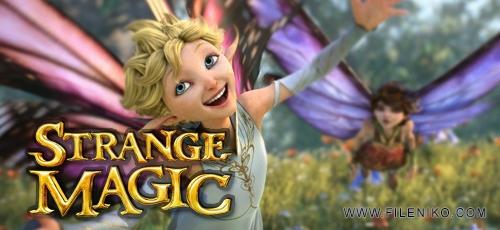 دانلود انیمیشن 2015 Strange magic جادوی سحر آمیز زبان اصلی با زیرنویس فارسی