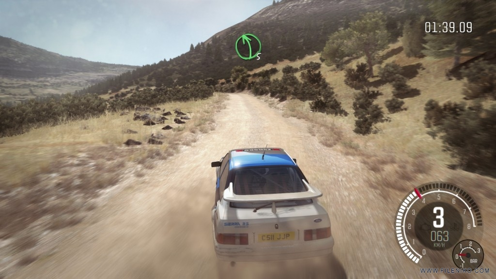 dirt rally pc. Black Bedroom Furniture Sets. Home Design Ideas