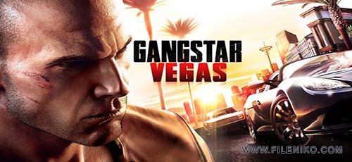 دانلود Gangstar Vegas v3.4.1a  بازی گانگستر وگاس اندروید همراه با دیتا + نسخه مود