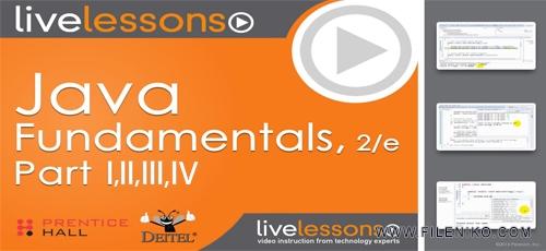 Informit---Java-Fundamentals-LiveLessons