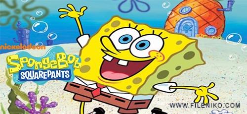دانلود کارتون زیبای باب اسفنجی شلوار مکعبی SpongeBob SquarePants دوبله فارسی بخش پنجم