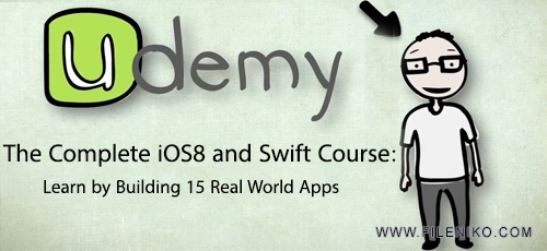 The-Complete-iOS8-and-Swift-Course-Learn-by-Building-15-Real-World-Apps