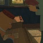 دانلود انیمیشن The Rabbi's Cat 2011 گربه ربی زبان اصلی با زیرنویس فارسی انیمیشن مالتی مدیا