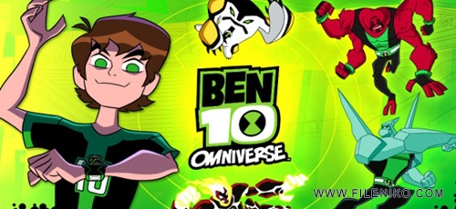 دانلود کارتون بن تن امنیورس Ben 10 Omniverse با زیرنویس فارسی