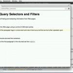 دانلود jQuery Tutorial Series دوره های آموزشی جی کوئری طراحی و توسعه وب مالتی مدیا