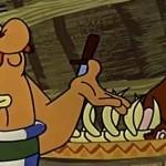 دانلود انیمیشن زیبای  آستریکس در سرزمین گلها – Asterix And The Gauls دوبله فارسی انیمیشن مالتی مدیا