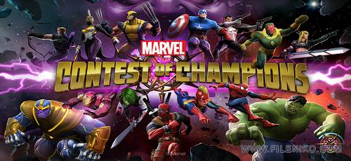 دانلود Marvel Contest of Champions 14.1.0 بازی مبارزه قهرمانان اندروید به همراه دیتا + نسخه های مود