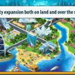 دانلود Megapolis 3.91  بازی کلان شهر اندروید استراتژیک بازی اندروید موبایل