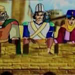 دانلود انیمیشن داستان های شاهنامه انیمیشن مالتی مدیا مجموعه تلویزیونی