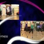 دانلود آموزش Aerobic Workout 2014 ایروبیک در ۵۰ دقیقه آموزشی مالتی مدیا ورزشی و تناسب اندام