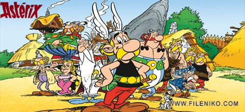 Asterix-And-The-Gauls