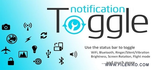Notification-Toggle