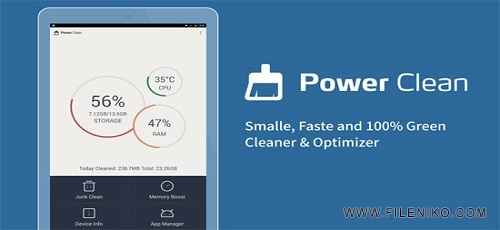 Power-Clean-Optimize-Cleaner