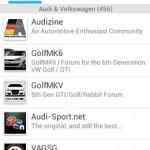 دانلود Tapatalk 6.5.0  اپلیکیشن مشاهده انجمن ها اندروید موبایل نرم افزار اندروید