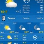 دانلود WeatherPro Premium 4.2 – برنامه آب و هوای اندروید موبایل نرم افزار اندروید