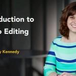 دانلود Introduction to Video Editing آموزش ویرایش ویدیو آموزش صوتی تصویری آموزشی مالتی مدیا